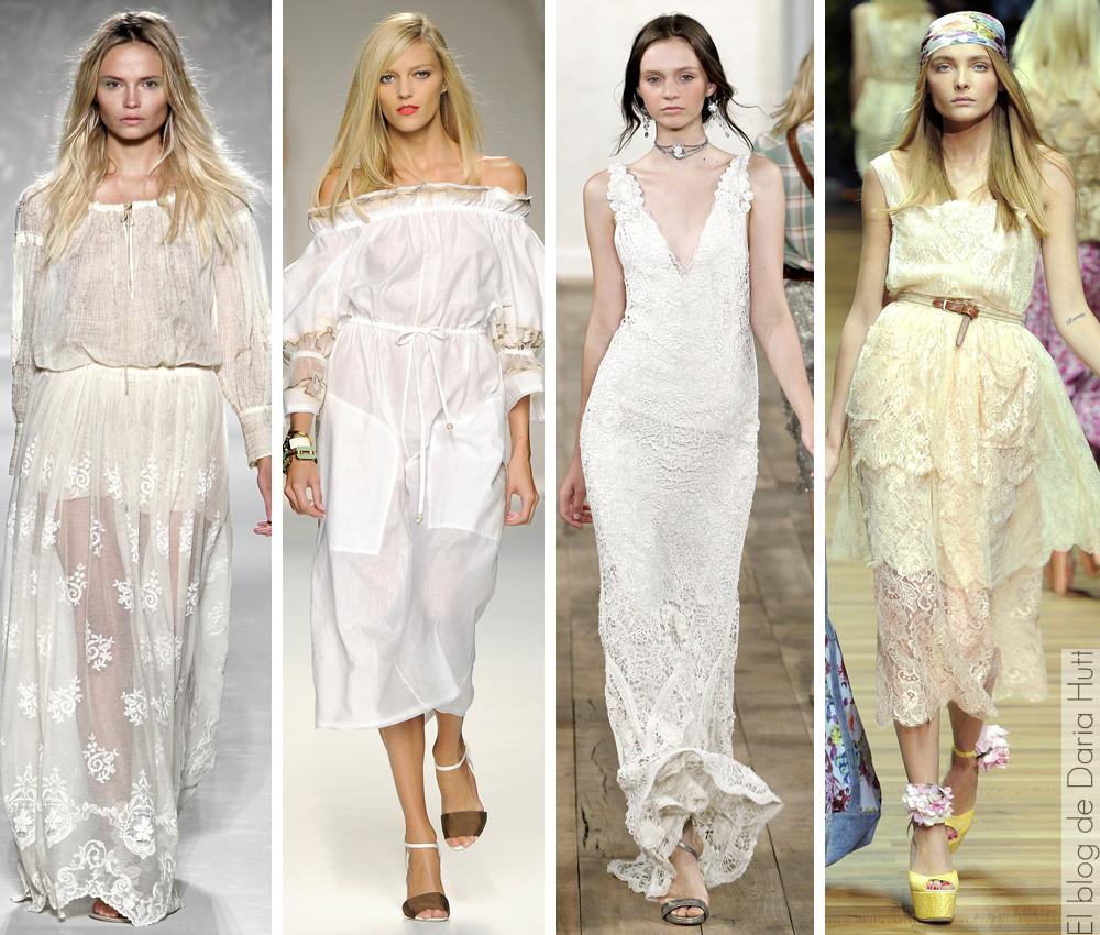 Vestidos hippies macas moda y complementos - Ropa estilo ibicenco ...
